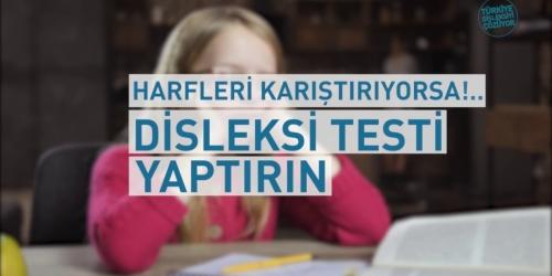 Adana Disleksi Testi